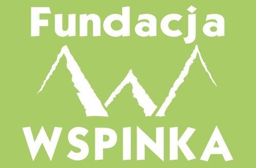 """Fundacja Wspierania Rozwoju Wspinaczki """"Wspinka"""" - logotyp/zdjęcie"""