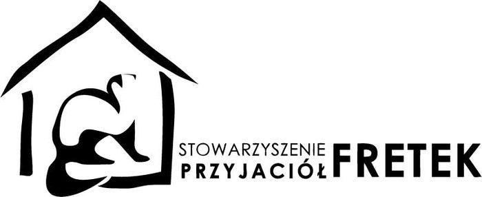 Stowarzyszenie Przyjaciół Fretek - logotyp/zdjęcie