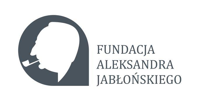 Fundacja Aleksandra Jabłońskiego - logotyp/zdjęcie