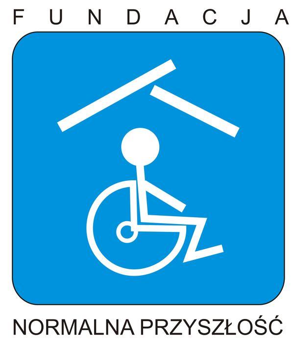 """Fundacja """"Normalna Przyszłość"""" - logotyp/zdjęcie"""