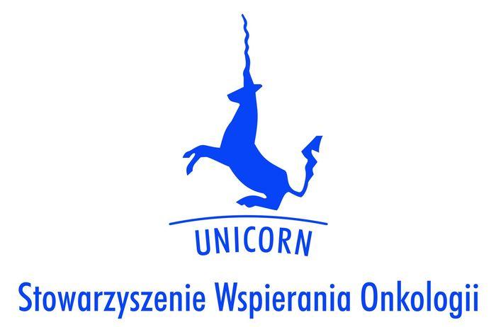 Stowarzyszenie Wspierania Onkologii UNICORN - logotyp/zdjęcie