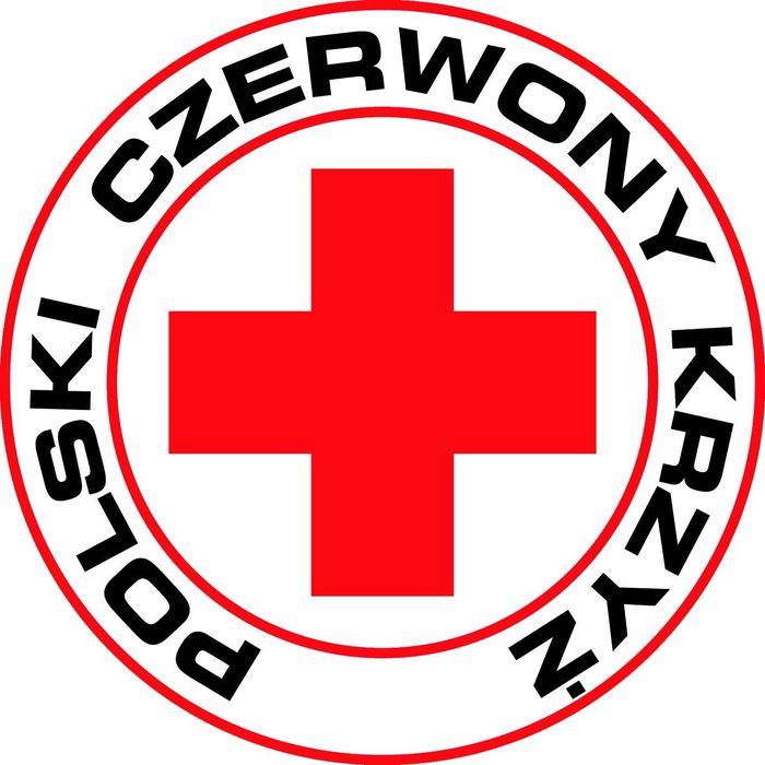 Polski Czerwony Krzyż Mazowiecki Oddział Okręgowy - logotyp/zdjęcie