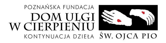 Dom Ulgi w Cierpieniu - logotyp/zdjęcie