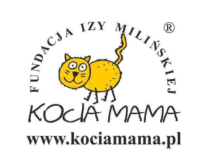 Fundacja Kocia Mama - logotyp/zdjęcie
