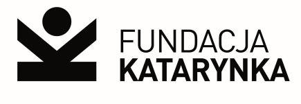 Fundacja Katarynka - logotyp/zdjęcie