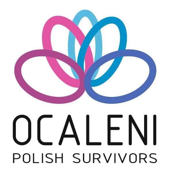 Fundacja Ocaleni - logotyp/zdjęcie
