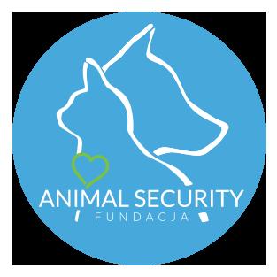 Fundacja Ochrony Zwierząt Animal Security - logotyp/zdjęcie