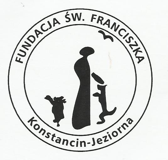 """Fundacja św. Franciszka """"Pomóż zwierzętom - naszym małym braciom"""" - logotyp/zdjęcie"""