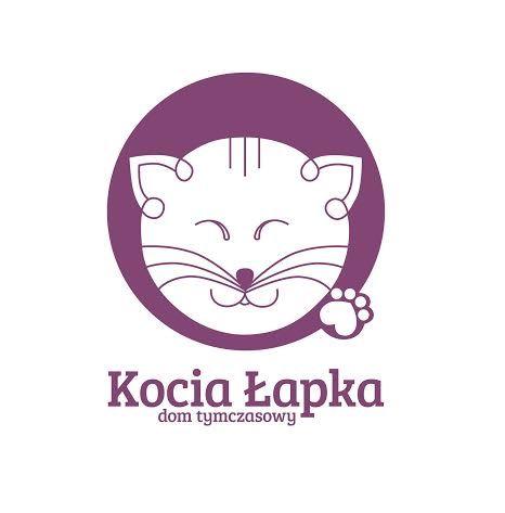 Kocia Łapka - logotyp/zdjęcie