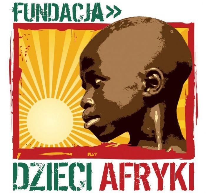Fundacja Dzieci Afryki - logotyp/zdjęcie