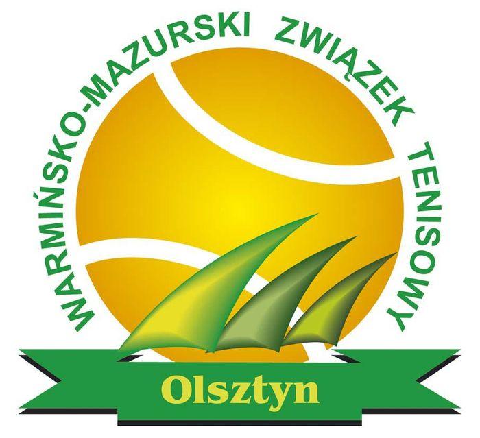 Warmińsko-Mazurski Związek Tenisowy - logotyp/zdjęcie