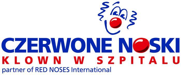 Czerwone Noski Klown w Szpitalu - logotyp/zdjęcie