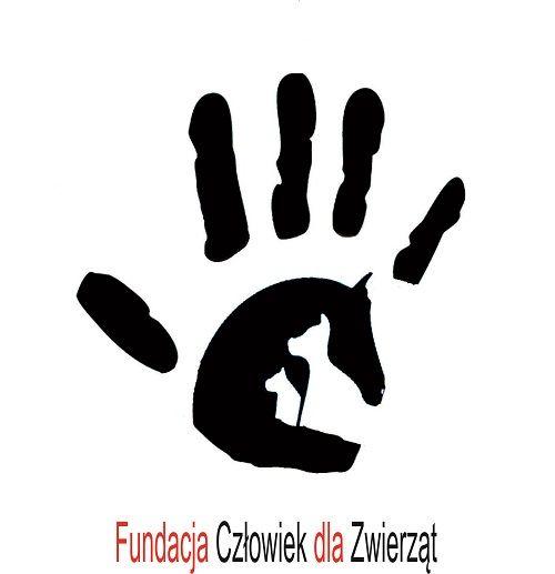 Fundacja Człowiek Dla Zwierząt - logotyp/zdjęcie