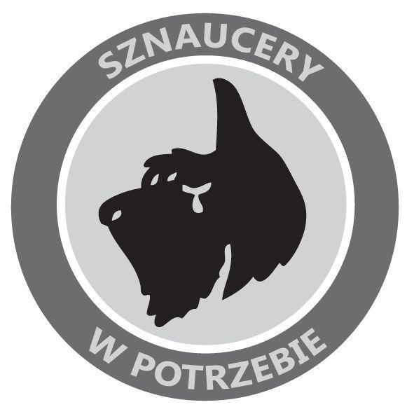 Sznaucery w Potrzebie - logotyp/zdjęcie