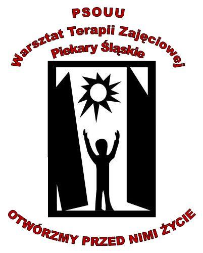 Warsztat Terapii Zajęciowej w Piekarach Śląskich - PSOUU - logotyp/zdjęcie