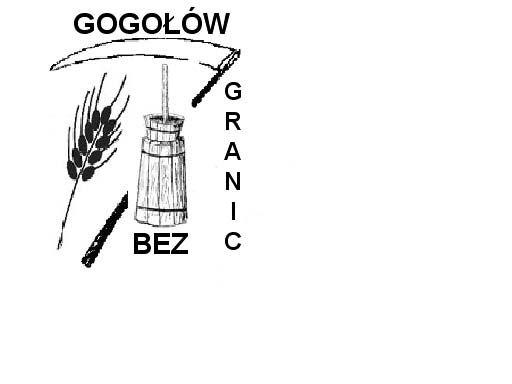 Stowarzyszenie Gogołów bez granic - logotyp/zdjęcie