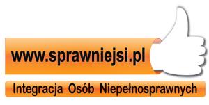 Stowarzyszenie Sprawniejsi.pl - logotyp/zdjęcie