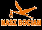 Stowarzyszenie na Rzecz Leczenia Niepłodności i Wspierania Adopcji NASZ-BOCIAN - logotyp/zdjęcie