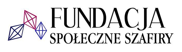 Fundacja Społeczne Szafiry - logotyp/zdjęcie