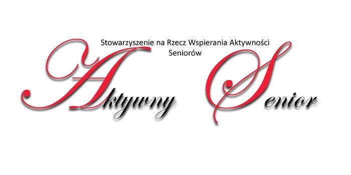 """Stowarzyszenie na Rzecz Wspierania Aktywności Seniorów """"AS"""" - logotyp/zdjęcie"""