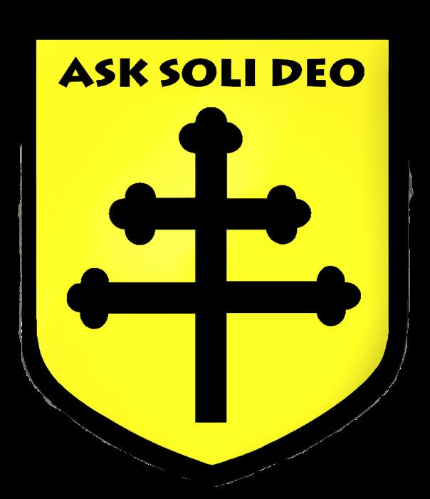 Akademickie Stowarzyszenie Katolickie Soli Deo - logotyp/zdjęcie
