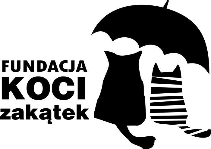 Fundacja Koci Zakątek - logotyp/zdjęcie