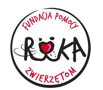 Fundacja Pomocy Zwierzętom ROKA - logotyp/zdjęcie