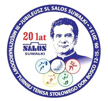 """Stowarzyszenie Lokalne Salezjańskiej Organizacji Sportowej """"SL Salos"""" - logotyp/zdjęcie"""