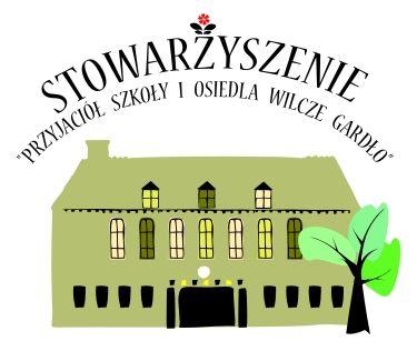 """Stowarzyszenie """"Przyjaciół Szkoły i Osiedla Wilcze Gardło"""" - logotyp/zdjęcie"""