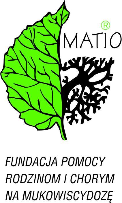 MATIO Fundacja Pomocy Rodzinom i Chorym na Mukowiscydozę  - logotyp/zdjęcie