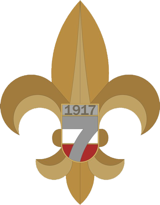 Towarzystwo Wychowanków Szarej Siódemki - logotyp/zdjęcie