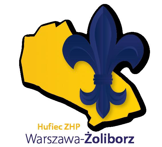Hufiec ZHP Warszawa Żoliborz - logotyp/zdjęcie