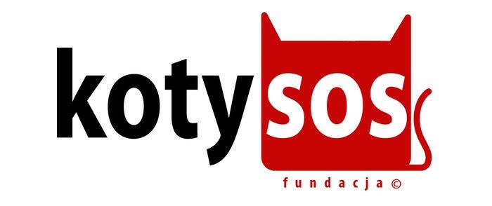 Fundacja Koty SOS - logotyp/zdjęcie