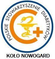 Polskie Stowarzyszenie Diabetyków Koło Nowogard - logotyp/zdjęcie