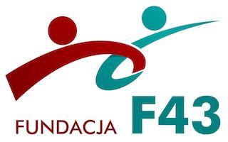 Fundacja F43 - logotyp/zdjęcie