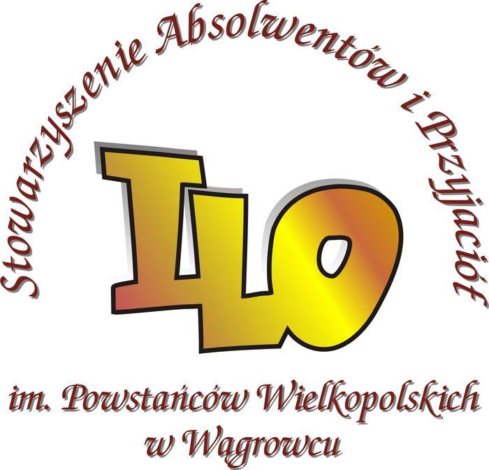 Stowarzyszenie Absolwentów i Przyjaciół I Liceum Ogólnokształcącego im. Powstańców Wielkopolskich w Wągrowcu - logotyp/zdjęcie