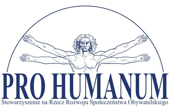 Stowarzyszenie Pro Humanum - logotyp/zdjęcie
