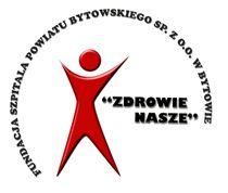 """Fundacja Szpitala Powiatu Bytowskiego Sp. z o.o. w Bytowie """"Zdrowie Nasze"""" - logotyp/zdjęcie"""