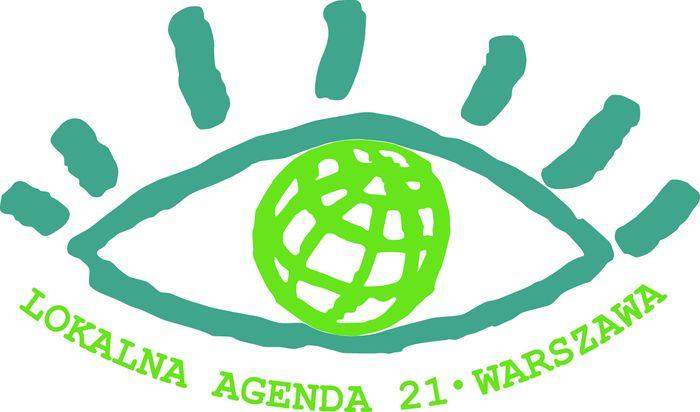 Pierwsza Warszawska Agenda 21 - logotyp/zdjęcie