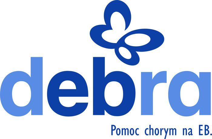 Stowarzyszenie Debra Polsk Kruchy Dotyk - logotyp/zdjęcie
