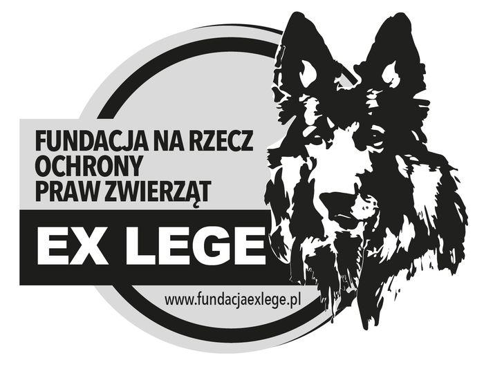 Fundacja Na Rzecz Ochrony Praw Zwierząt EX LEGE - logotyp/zdjęcie