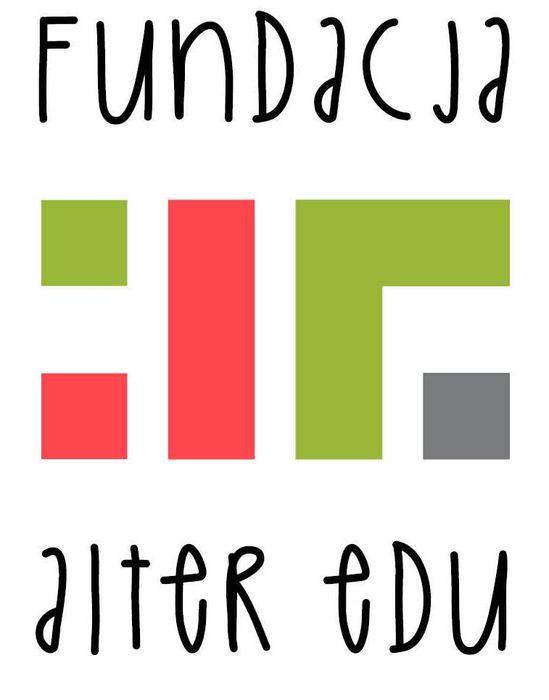 Fundacja Alter Edu - logotyp/zdjęcie
