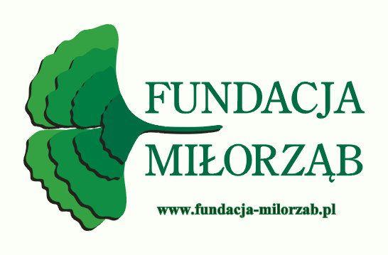 Fundacja Miłorząb - logotyp/zdjęcie