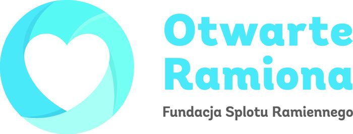 Otwarte Ramiona Fundacja Splotu Ramiennego - logotyp/zdjęcie
