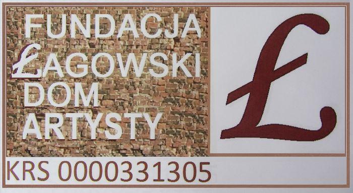 Łagowski Dom Artysty - logotyp/zdjęcie