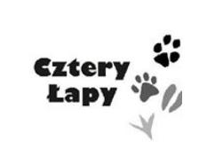 """Stowarzyszenie """"Cztery łapy"""" - logotyp/zdjęcie"""