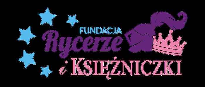Fundacja Rycerze i Księżniczki - logotyp/zdjęcie