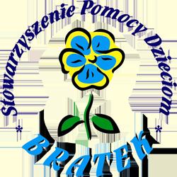 """Stowarzyszenie Pomocy Dzieciom """"Bratek"""" - logotyp/zdjęcie"""