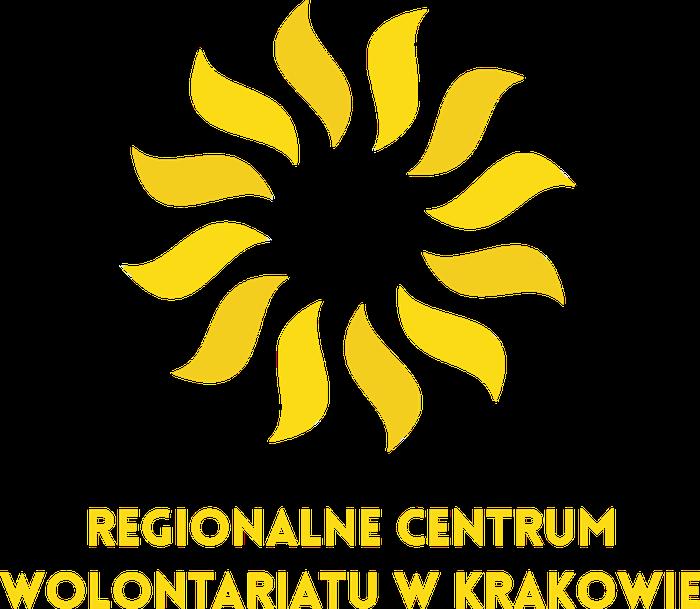 Regionalne Centrum Wolontariatu w Krakowie - logotyp/zdjęcie