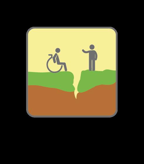 Milickie Stowarzyszenie Przyjaciół Dzieci i Osób Niepełnosprawnych - logotyp/zdjęcie